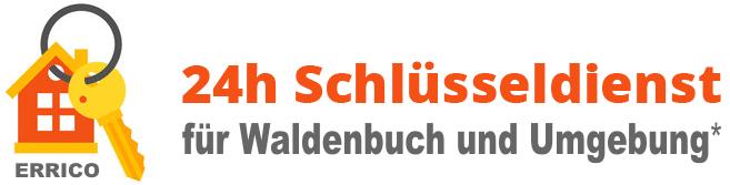Schlüsseldienst für Waldenbuch